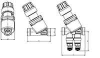 2-way regulating valve - VDL-DIM