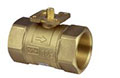 2-way regulating ball valve - VKR