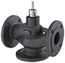 3-way flanged valve, PN 16 - BQE